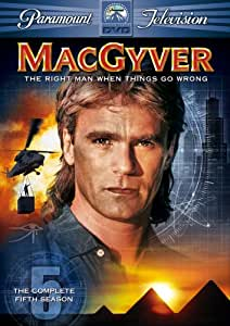 MacGyver - The Complete Fifth Season