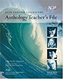 AQA English GCSE Specification A: Anthology Teacher's File (English Literature)