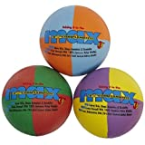 SportimeMax Primary Colors Complements Ball - Set Of 3