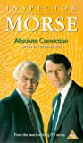 Inspector Morse: Absolute Conviction [VHS] [1987]