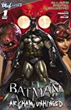 img - for Batman: Arkham Unhinged #1 book / textbook / text book