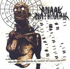 Amazon.co.jp: Anaal Nathrakh : When Fire ...