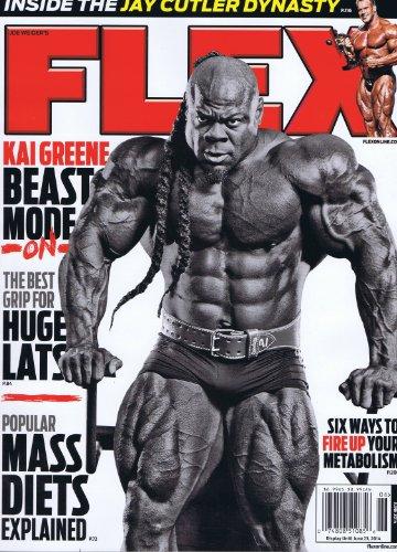 Flex [US] June 2014 (単号)