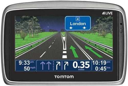 TomTom GO LIVE 750 Sat Nav
