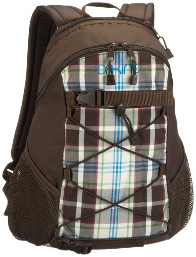 Dakine prom backpack - plush plaid