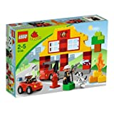 Lego Duplo My First Fire Station- 6138