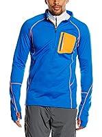 Peak Mountain Camiseta Técnica Cerun (Azul)