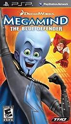 Megamind: The Blue Defender - Sony PSP