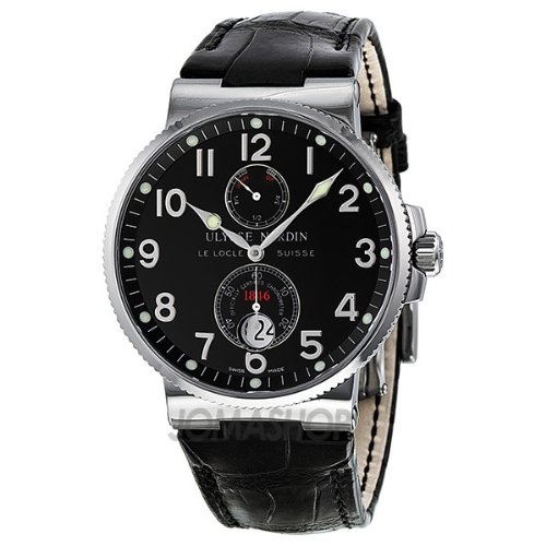 Ulysse Nardin Men's 263-66/62 Maxi Marine Chronometer Watch