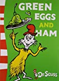 Dr. Seuss Green Eggs and Ham: Green Back Book