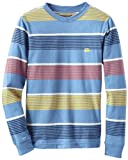 Quiksilver Boys 8-20 Eggs Toasted, Blueblood Blue, X-Large