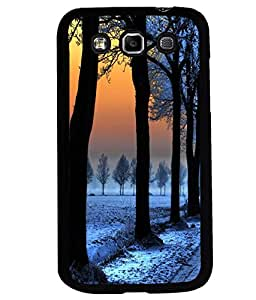 printtech Ice Trees Path Back Case Cover for Samsung Galaxy Quattro i8552::Samsung Galaxy Quattro Win i8552
