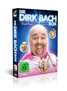 Die Dirk Bach Box [5 DVDs]