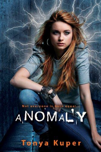 Tonya Kuper - Anomaly (Schrodinger's Consortium)