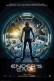Ender's Game - Teaser Movie Poster