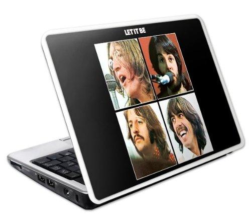MusicSkins - Skin protettiva 'The Beatles Let It Be' per netbook, taglia L, 241 x 164 mm