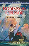 img - for By Daniel Defoe Robinson Crusoe (Dover Thrift Editions) book / textbook / text book
