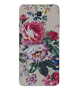 Case Cover Printed Multicolor Soft Back Cover For SAMSUNG Galaxy J7 Prime