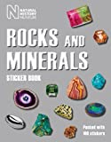 img - for Rocks and Minerals Sticker Book book / textbook / text book