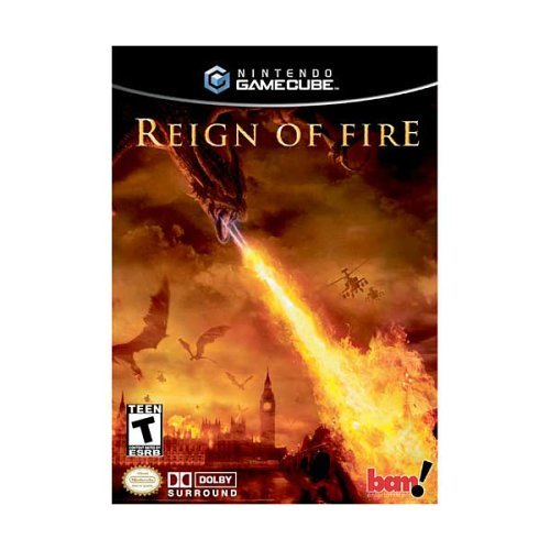 Gamecube Reign Of Fire