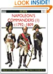 Napoleon's Commanders: v.1: Vol 1 (El...