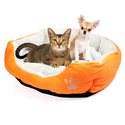 Anself-Casa-para-mascotas-Cama-para-perros-y-Gato