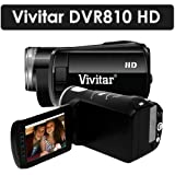 519CsizLjkL. SL160  Vivitar Dvr 810HD 8.1 Megapixel Digital Video Recorder