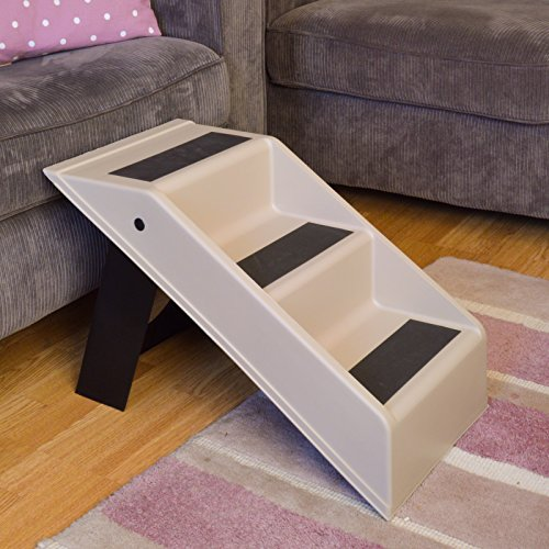 Transportable Pet Folding Canine Cat Steps Step Stairs