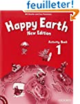 Happy Earth : Activity Book 1 (1C�d�rom)