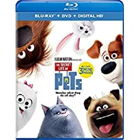 The Secret Life of Pets on Blu-ray