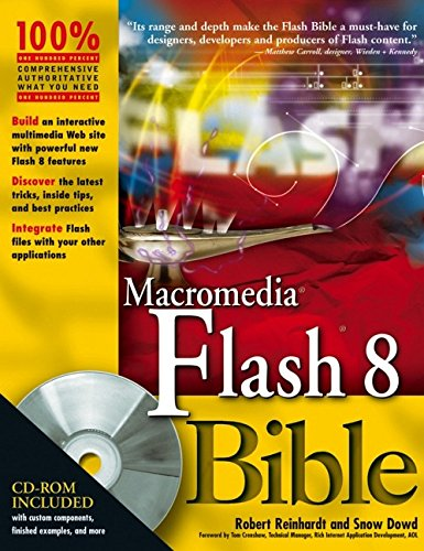 Macromedia Flash?8 Bible