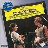 echange, troc  - Franck : Sonate pour violon - Syzmanowski : Mythes