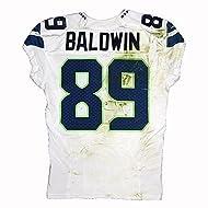 Game-Used Doug Baldwin #89 Road Jersey