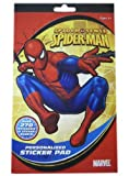 Marvel Spider-Sense 270pc Spiderman Sticker Pad - Spiderman Stickers Set