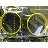 LIVESTRONG YELLOW WRISTBAND BRACELET ALL SIZES XS-M Youth M-XL Adult and XXL Large Adult Rubber silicone Charity Support Awareness wrist band