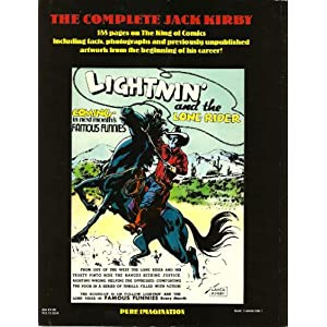 The Complete Jack Kirby Volume 1