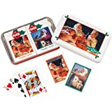 Limited Edition 1998 Coca-Cola Playing Cards in Collectible Tin Two Decks