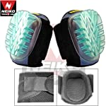 Neiko 53868A Super-Comfort Gel-Filled Protective Knee Pads