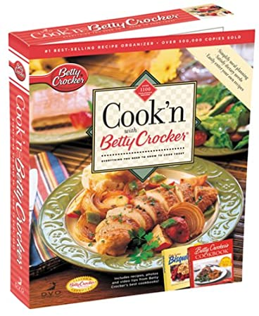 DVO Cook'n With Betty Crocker