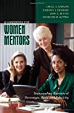 img - for A Handbook for Women Mentors: Transcending Barriers of Stereotype, Race, and Ethnicity (Women's Psychology) book / textbook / text book