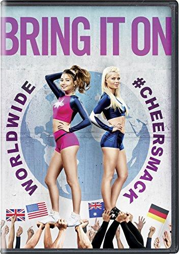 DVD : Bring It On: Worldwide #Cheersmack [+Peso($35.00 c/100gr)] (US.ME.4.33-3.99-B072QKGFVQ.137029)