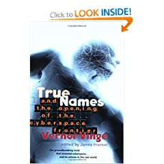 True Names: And the Opening of the Cyberspace Frontier by Vernor Vinge and James Frenkel