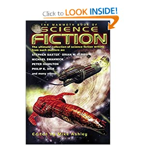 The Mammoth Book of Science Fiction by Mike Ashley