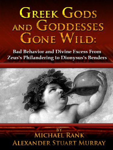 Greek Gods and Goddesses Gone Wild cover
