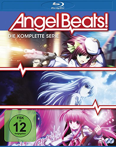 Angel Beats! - Die komplette Serie [Blu-ray]