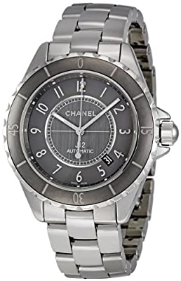 Chanel J12 Chromatic Automatic Mens Watch H2934 by Chanel