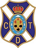 C.D. Tenerife Spain Soccer Football Sticker 10X12cm