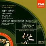 Mstislav Rostropovich Beethoven: Triple Concerto/Brahms: Double Concerto