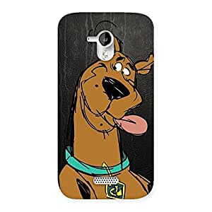 Gorgeous classic Plut Back Case Cover for Micromax Canvas HD A116