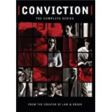 Conviction: The Complete Seriesby Eric Balfour
